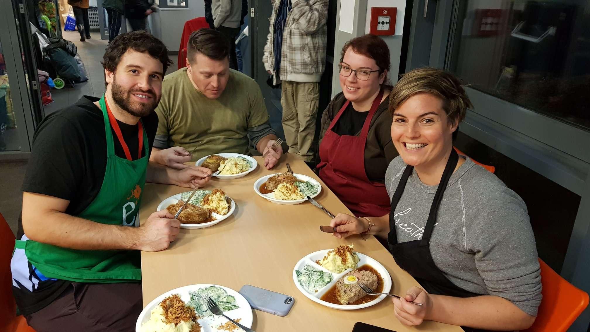 #panagenda4good: Cooking in a crypt