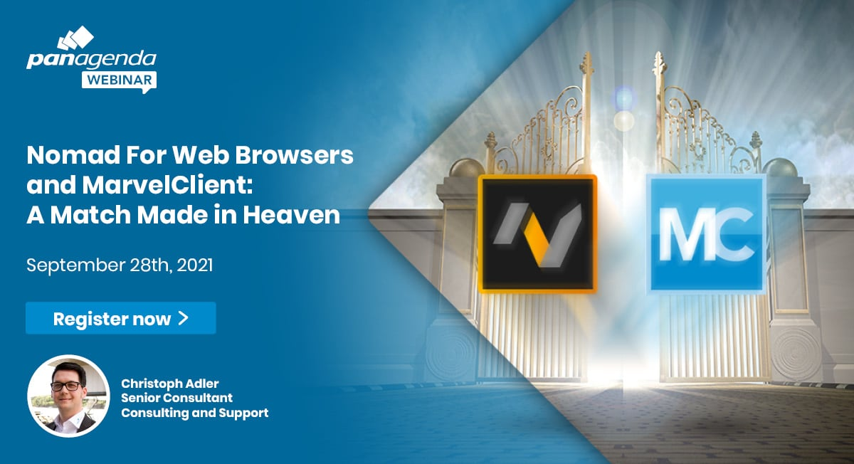Nomad For Web Browsers and MarvelClient: A Match Made in Heaven