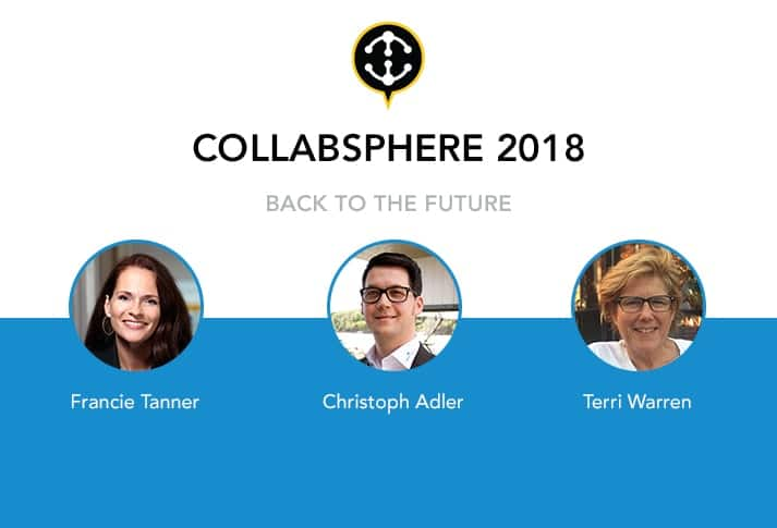 CollabSphere 2018 – Back to the Future