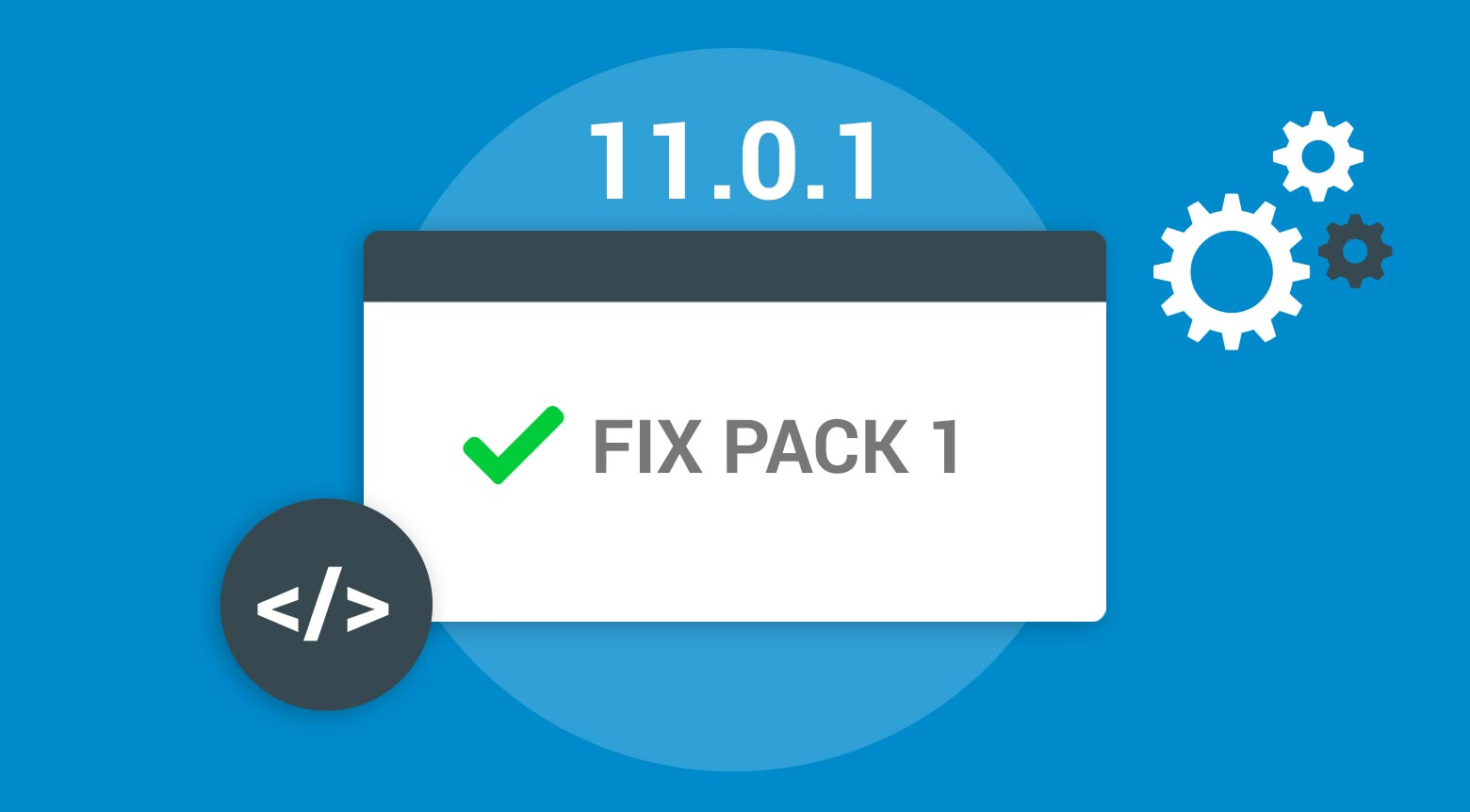 Fix Pack 1 for HCL Notes/Domino 11.0.1 is available